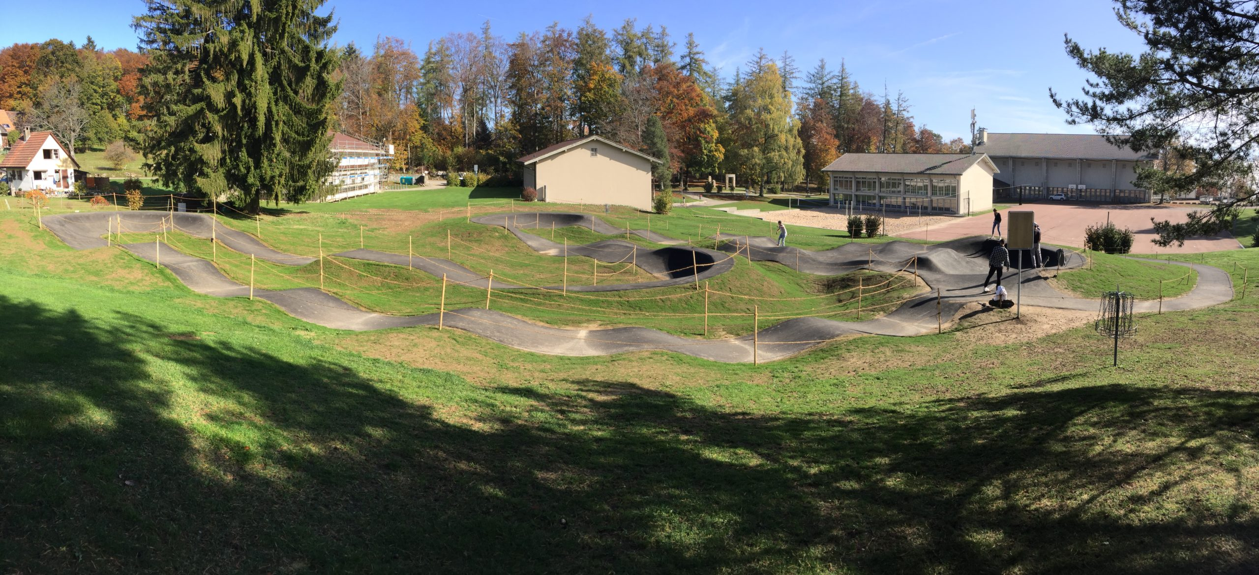 PUMPTRACK MAGGLINGEN